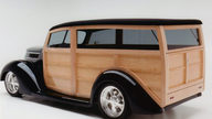1937 Ford Woody Wagon 355 CI, Steel Body with Maple Paneling presented as lot S85 at Monterey, CA 2013 - thumbail image3
