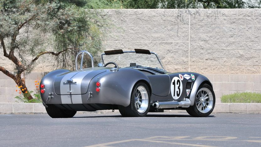 1965 Shelby Cobra Replica 408/450 HP, 4-Speed presented as lot S108 at Monterey, CA 2013 - image3