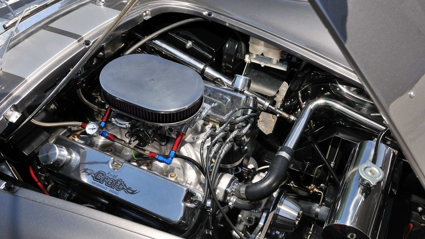 1965 Shelby Cobra Replica 408/450 HP, 4-Speed presented as lot S108 at Monterey, CA 2013 - image6