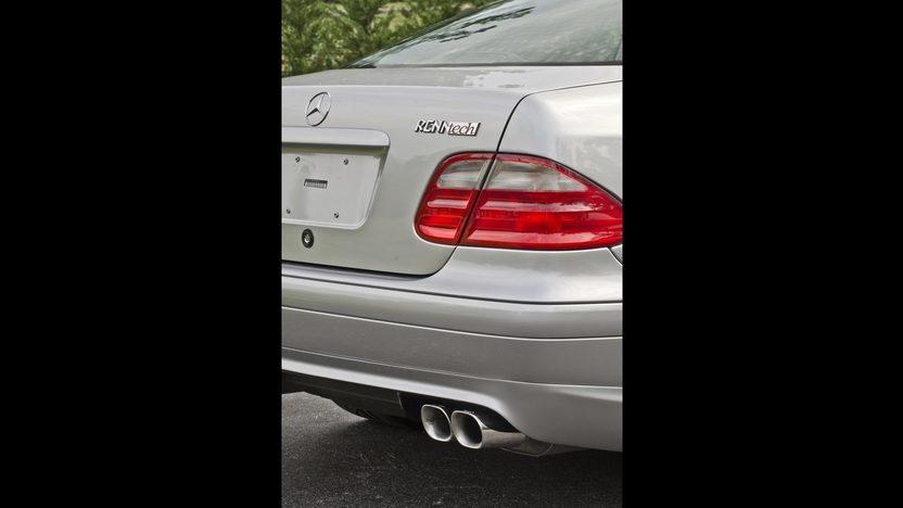 1999 Mercedes-Benz CLK60 GT RENNtech Widebody presented as lot S123 at Monterey, CA 2013 - image10