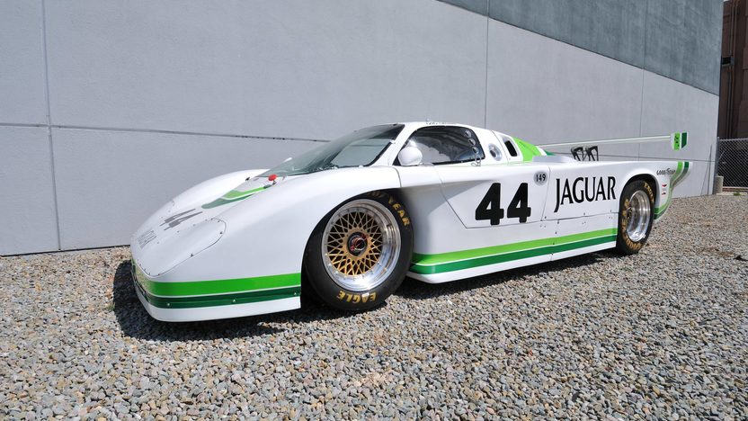 1982 Jaguar XJR-5 GTP Race Car Serial No. 001, The First XJR-5 Constructed presented as lot S129 at Monterey, CA 2013 - image12