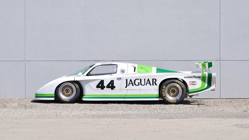 1982 Jaguar XJR-5 GTP Race Car Serial No. 001, The First XJR-5 Constructed presented as lot S129 at Monterey, CA 2013 - image2