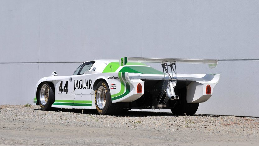 1982 Jaguar XJR-5 GTP Race Car Serial No. 001, The First XJR-5 Constructed presented as lot S129 at Monterey, CA 2013 - image3
