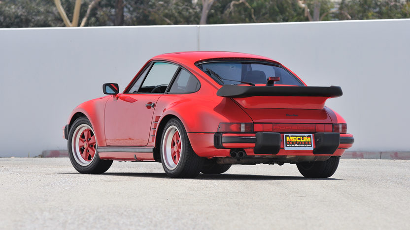 1987 Porsche 911 Turbo Slantnose 1 of 144 Built in 1987 presented as lot S130 at Monterey, CA 2013 - image3