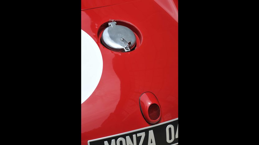 1954 Ferrari 750 Monza Spider Scaglietti S/N 0462MD, Known Ownership History From New presented as lot S132 at Monterey, CA 2013 - image11