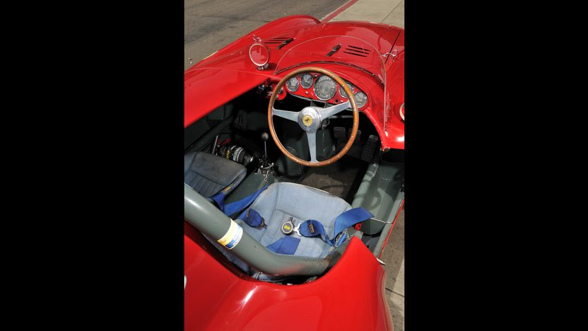 1954 Ferrari 750 Monza Spider Scaglietti S/N 0462MD, Known Ownership History From New presented as lot S132 at Monterey, CA 2013 - image4