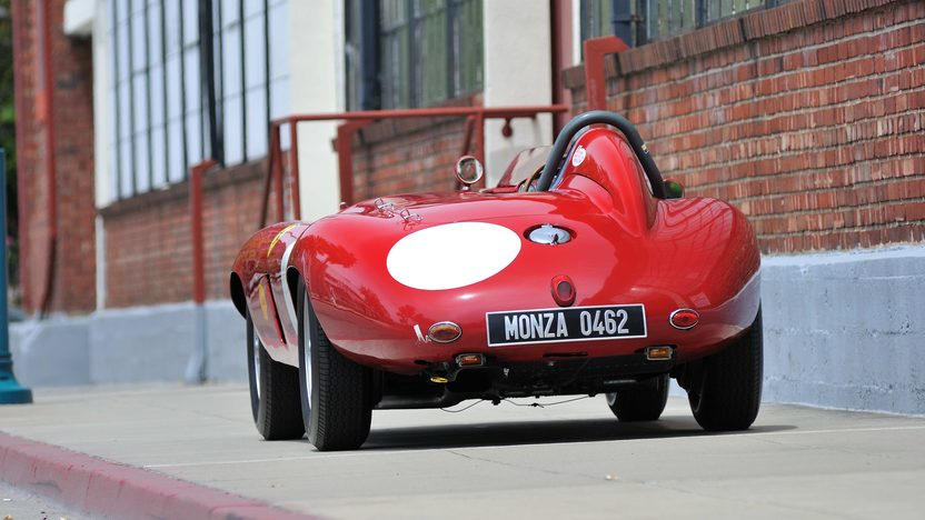 1954 Ferrari 750 Monza Spider Scaglietti S/N 0462MD, Known Ownership History From New presented as lot S132 at Monterey, CA 2013 - image8