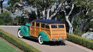1940 Packard 120 Woody Station Wagon AACA Senior Award Winner presented as lot S140 at Monterey, CA 2013 - thumbail image3
