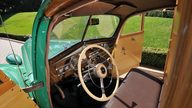 1940 Packard 120 Woody Station Wagon AACA Senior Award Winner presented as lot S140 at Monterey, CA 2013 - thumbail image4