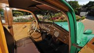 1940 Packard 120 Woody Station Wagon AACA Senior Award Winner presented as lot S140 at Monterey, CA 2013 - thumbail image5
