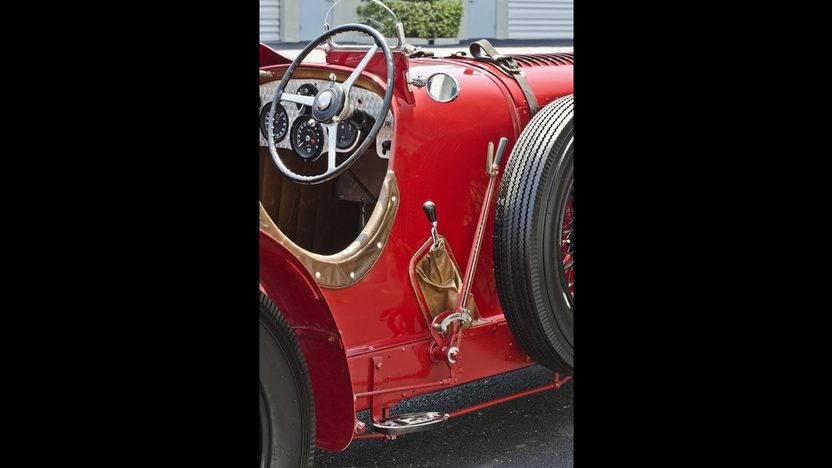1931 Bentley Le Mans Special Modeled After the Famous Birkin Blower presented as lot S142 at Monterey, CA 2013 - image11