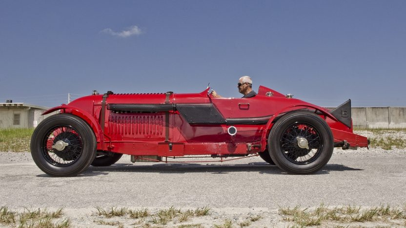 1931 Bentley Le Mans Special Modeled After the Famous Birkin Blower presented as lot S142 at Monterey, CA 2013 - image12