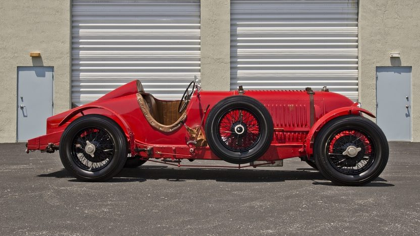 1931 Bentley Le Mans Special Modeled After the Famous Birkin Blower presented as lot S142 at Monterey, CA 2013 - image3