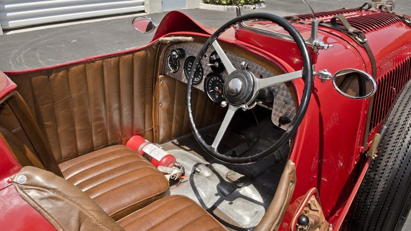 1931 Bentley Le Mans Special Modeled After the Famous Birkin Blower presented as lot S142 at Monterey, CA 2013 - image7