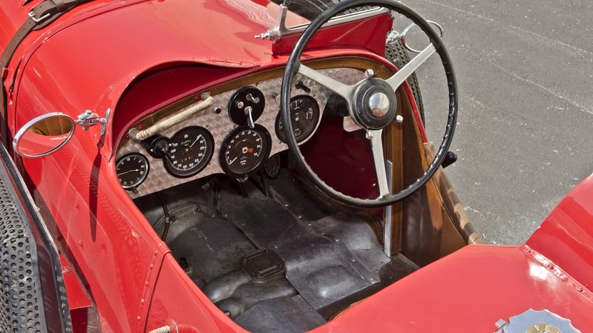 1931 Bentley Le Mans Special Modeled After the Famous Birkin Blower presented as lot S142 at Monterey, CA 2013 - image8