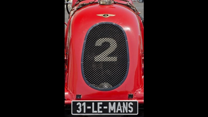 1931 Bentley Le Mans Special Modeled After the Famous Birkin Blower presented as lot S142 at Monterey, CA 2013 - image9