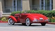 1936 Cord 810 Sportsman 288 CI, 4-Speed presented as lot S148 at Monterey, CA 2013 - thumbail image3