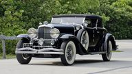 1930 Duesenberg Model J Torpedo Phaeton Upgraded Coachwork by Fran Roxas of Chicago presented as lot S154 at Monterey, CA 2013 - thumbail image12