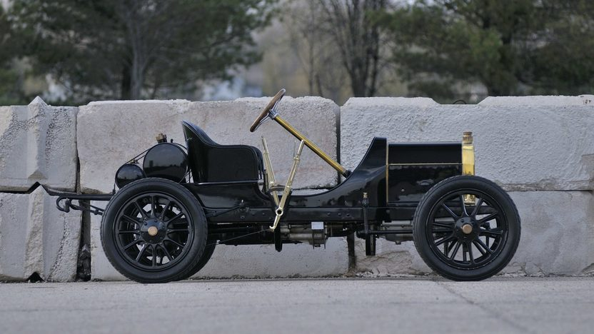 1908 Isotta Fraschini Tipo FENC Two Seater 1 of 2 Tipo FENC Examples Known to Exist presented as lot S165 at Monterey, CA 2013 - image2
