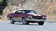 1970 Chevrolet Chevelle Convertible 454/450 HP, 4-Speed presented as lot S170 at Monterey, CA 2013 - thumbail image12