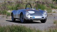 1955 Porsche 550/1500 RS Spyder Chassis No. 550-0077 presented as lot S134 at Monterey, CA 2013 - thumbail image3