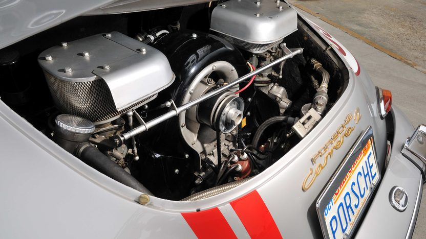1963 Porsche 356B Carrera 2 Coupe Matching Numbers 4-Cam Engine, Rare Sunroof presented as lot S137 at Monterey, CA 2013 - image7