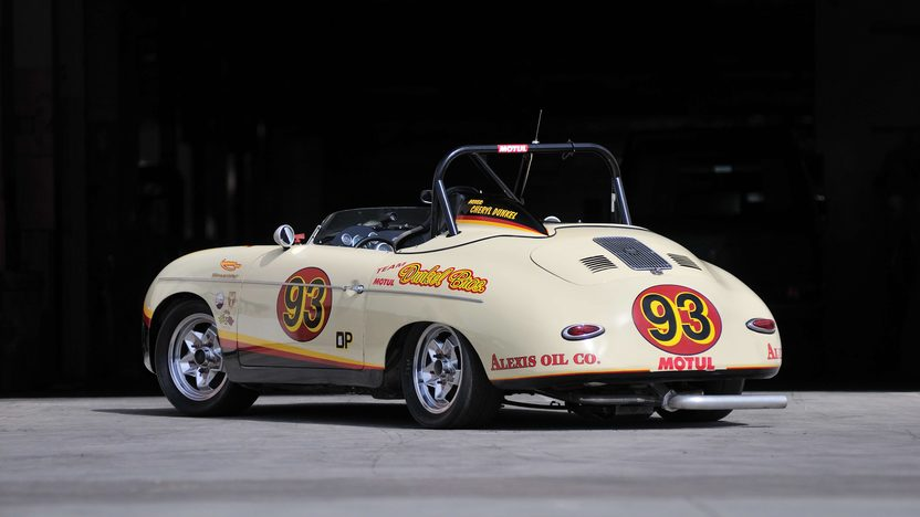 1958 Porsche 356A Speedster Race Car Chassis No. 84333 presented as lot S146.1 at Monterey, CA 2013 - image3