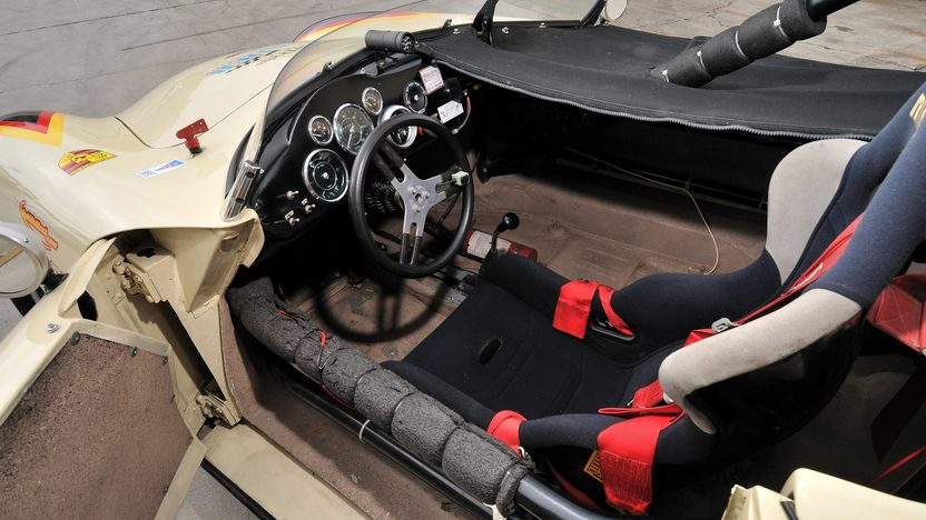 1958 Porsche 356A Speedster Race Car Chassis No. 84333 presented as lot S146.1 at Monterey, CA 2013 - image4