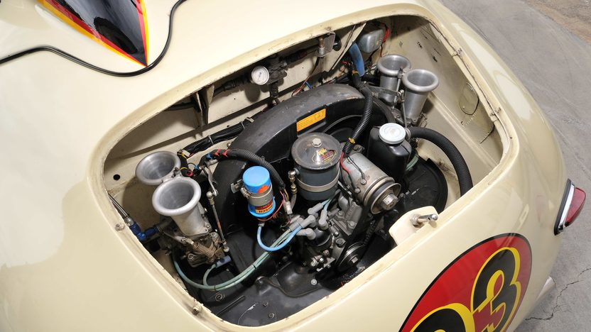 1958 Porsche 356A Speedster Race Car Chassis No. 84333 presented as lot S146.1 at Monterey, CA 2013 - image6