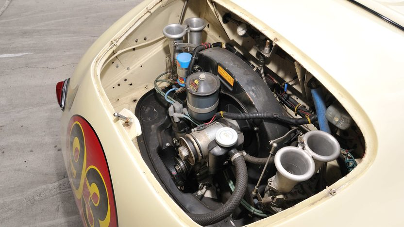 1958 Porsche 356A Speedster Race Car Chassis No. 84333 presented as lot S146.1 at Monterey, CA 2013 - image7