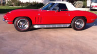 1966 Chevrolet Corvette Convertible 327 CI, 4-Speed presented as lot F51 at Monterey, CA 2013 - thumbail image2