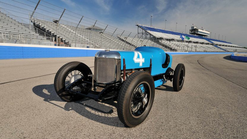 1932 Hupp Comet No. 4 Indy Car 5th Place Finish at the 1932 Indianapolis 500 presented as lot S148.1 at Monterey, CA 2013 - image12