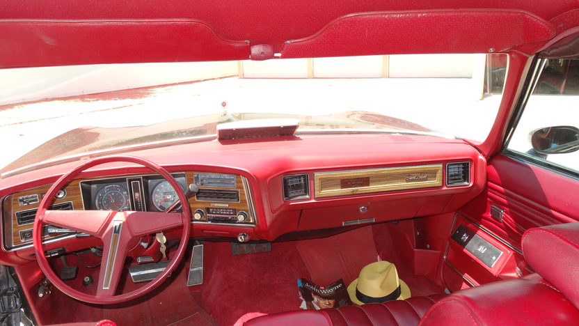 1975 Pontiac Grand Safari Wagon Formerly Owned by John Wayne presented as lot S79 at Monterey, CA 2014 - image5