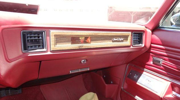1975 Pontiac Grand Safari Wagon Formerly Owned by John Wayne presented as lot S79 at Monterey, CA 2014 - image6