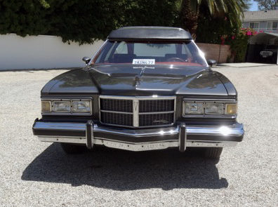 1975 Pontiac Grand Safari Wagon Formerly Owned by John Wayne presented as lot S79 at Monterey, CA 2014 - image9