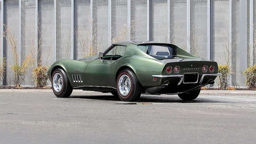 1969 Chevrolet Corvette L88 Coupe 427/430 HP, 4-Speed, Tank Sticker presented as lot F154 at Monterey, CA 2014 - image3