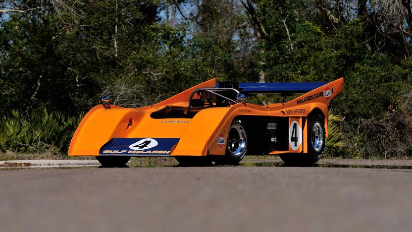 1972 McLaren M20 Can-Am
