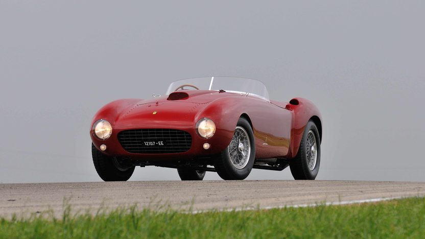 1954 Ferrari 375 MM Spider