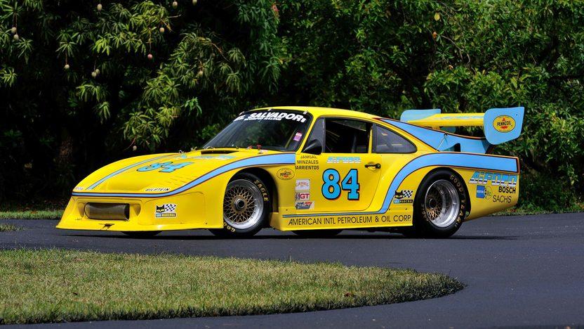 1976 Porsche 934/935 IMSA El Salvador