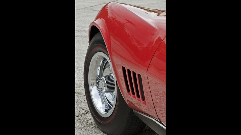 1968 Chevrolet Corvette L88 Convertible One Owner Until 2008 presented as lot S147 at Monterey, CA 2014 - image11