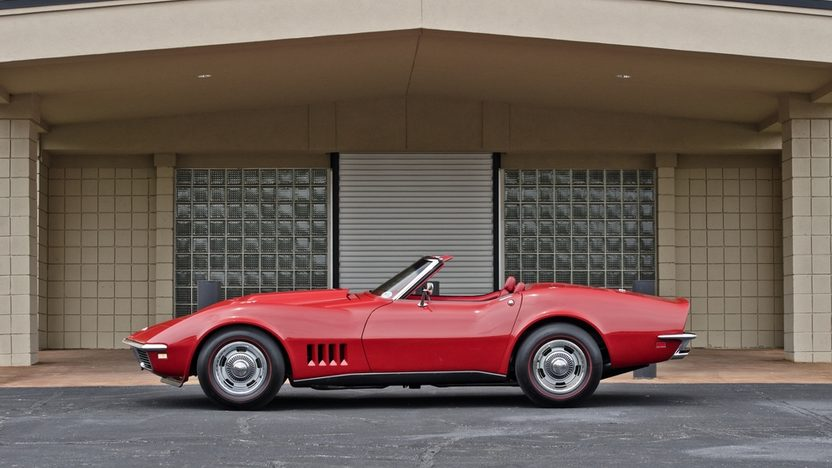 1968 Chevrolet Corvette L88 Convertible One Owner Until 2008 presented as lot S147 at Monterey, CA 2014 - image2