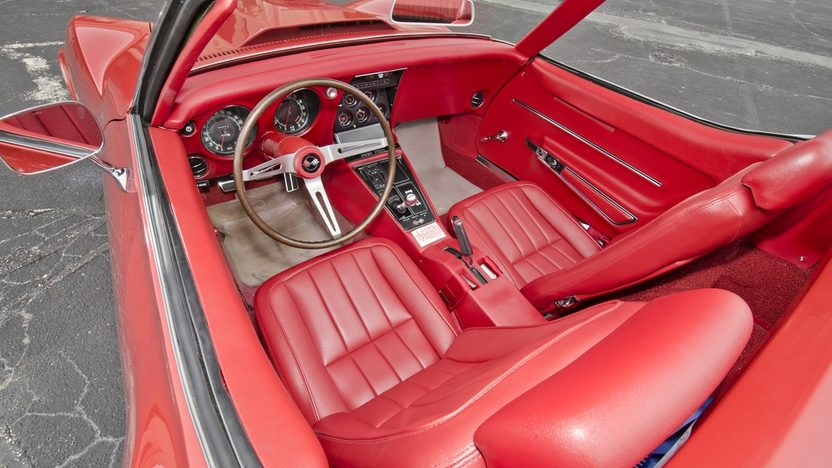 1968 Chevrolet Corvette L88 Convertible One Owner Until 2008 presented as lot S147 at Monterey, CA 2014 - image4