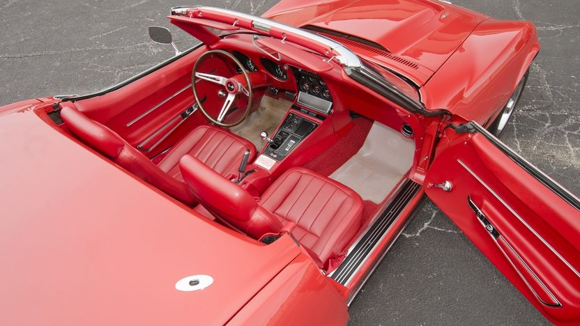 1968 Chevrolet Corvette L88 Convertible One Owner Until 2008 presented as lot S147 at Monterey, CA 2014 - image5