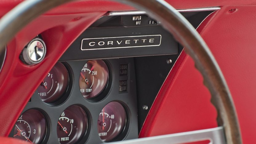 1968 Chevrolet Corvette L88 Convertible One Owner Until 2008 presented as lot S147 at Monterey, CA 2014 - image7