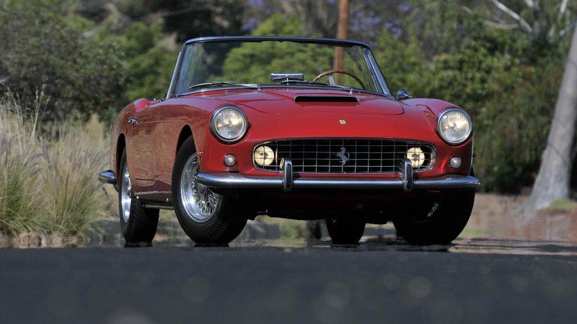 1961 Ferrari 250 Series II Cabriolet