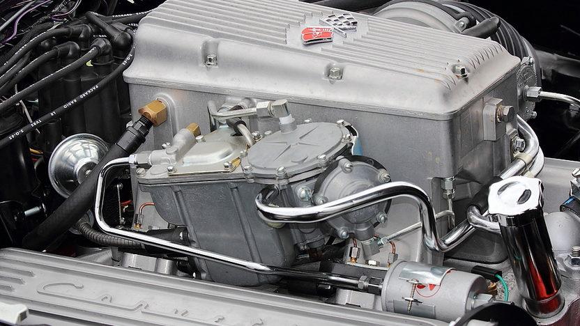1963 Chevrolet Corvette Z06 Tanker Race Car The Paul Reinhart Z06 presented as lot S158 at Monterey, CA 2014 - image12