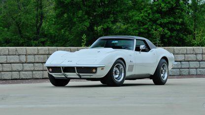 1969 Chevrolet Corvette L88 Convertible
