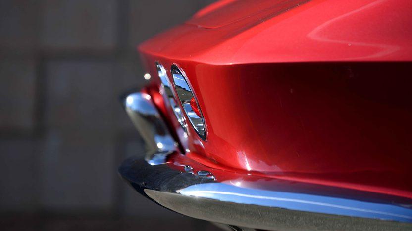 1961 Chevrolet Corvette Big Brake Fuelie Mecum Monterey