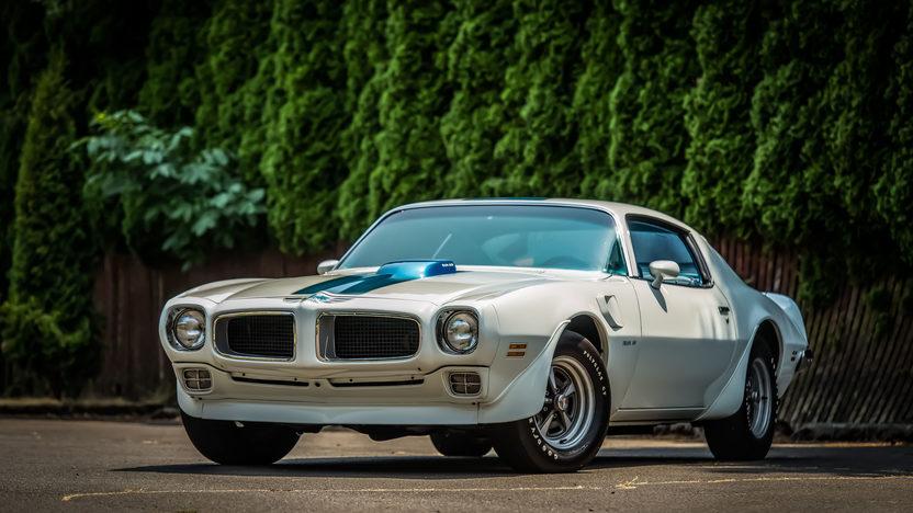 1970 Pontiac Trans Am Mecum Monterey 2015 F73