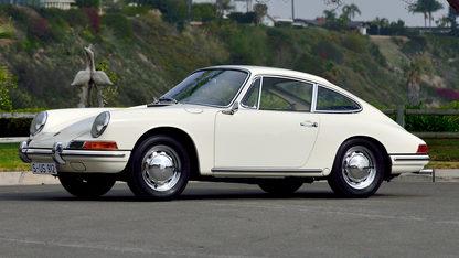1965 Porsche 356B/912 Prototype
